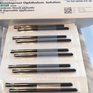 Applicators. 70 sealed applicators